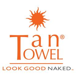 TAN TOWEL