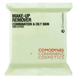Make Up Remover Towelettes Oily Skin