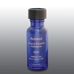 AdMed Liquid Silicone Adhesive .5oz