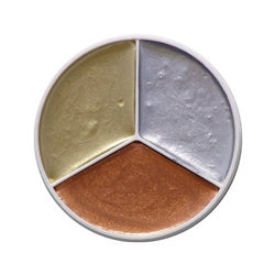 Cream Color Metallic Wheel - 3 Color