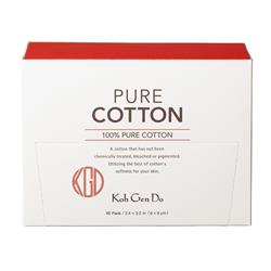 Organic Cotton Pads 60ct