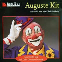 Auguste Clown Character Makeup Kit