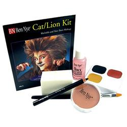 Cat/Lion Character Makeup Kit
