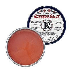 Lip Balm Rosebud Salve Jar .8oz