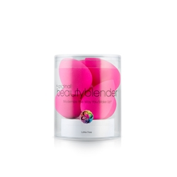 6 Pink Beauty Blenders + Solid - Kit