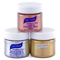 Cosmetic Powdered Metal 1oz