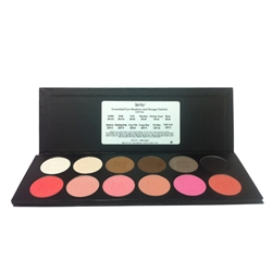 Essential Eye Shadow & Rouge 12-Color