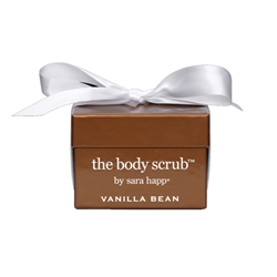 Body Scrub Vanilla Bean 10oz