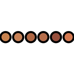 Ebony Foundation Palette
