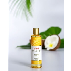 Exotic Bath & Body Oil - Pineapple 8oz