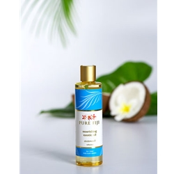 Exotic Bath & Body Oil - Coconut 8oz