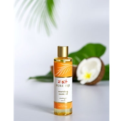 Exotic Bath & Body Oil - Mango 8oz