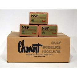 Chavant NSP Med Brown 40lbs case