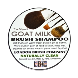 Brush Shampoo - Naturally Clean 1oz