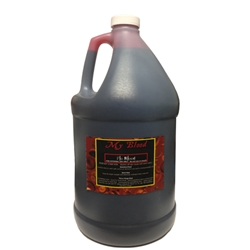 Flo Blood Dark Brown Red 1gal