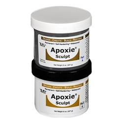 Apoxie Sculpt Natural Kit 8oz