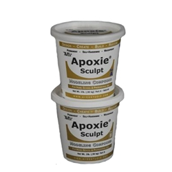 Apoxie Sculpt White Kit 4lbs