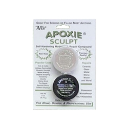 Apoxie Sculpt White Kit 4oz