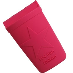 Hot Iron Holster Professional Pink