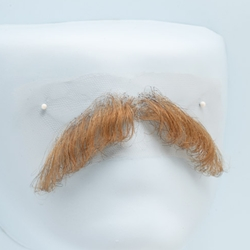 Moustache A01 Light Brown