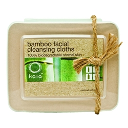Bamboo Facial Cleansing Cloths 30ct