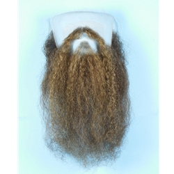 Long Beard 03 Medium Browm