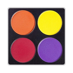 Burning Heart Palette