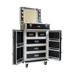 MSC-100 Makeup Studio Case