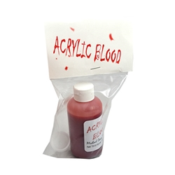 Acrylic Blood 4oz