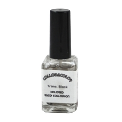 Collodacolor - Translucent Black .5oz