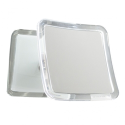 7x Magnifying Mirror With Suction Cup