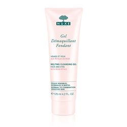 Cleansing Gel with Rose Petals 4.2oz