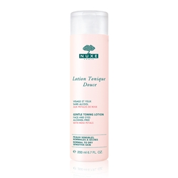 Toning Lotion with Rose Petals 6.7oz