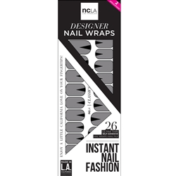 Nail Wraps - All The Way In The Valley