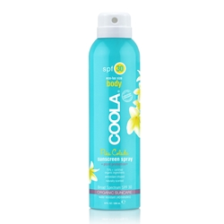 Body SPF 30 Sunscreen Spray Pina Colada