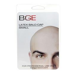 Latex Bald Cap - Small