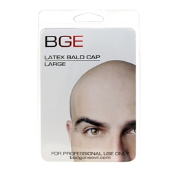 Latex Bald Cap - Large