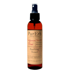 Bulgarian Rose Soothing Toner 6oz