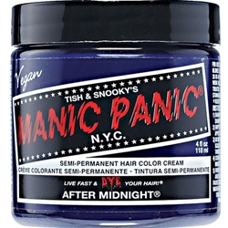 After Midnight Blue Manic Panic