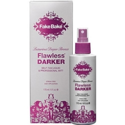 Flawless Darker Self Tan Liquid 6oz