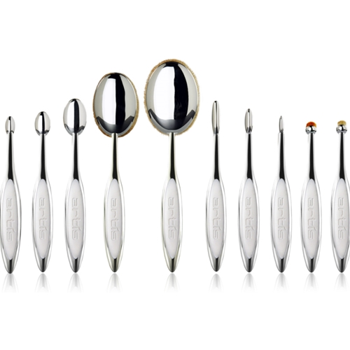 Elite, Mirror, 10 Brush Set